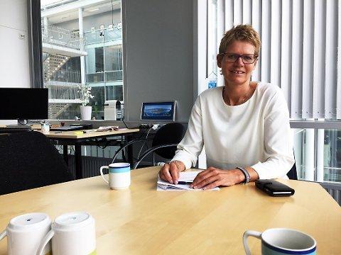 UNDERSØKER: Britt Elin Steinveg forteller at en egen gruppe skal undersøke alle forhold omkring Dreis