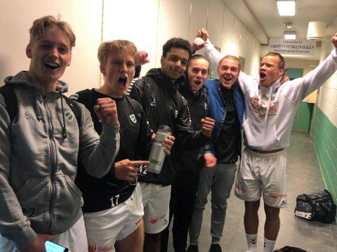 TRIST NYHET: Fløya 2 sto for en stor bragd med to opprykk på rad, det siste opp til 3. divisjon. Nå har klubben besluttet at de trekker laget.