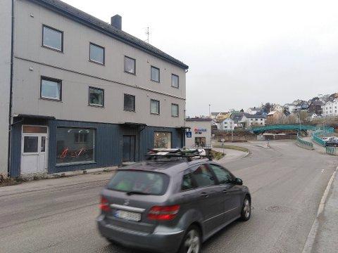ENDRET KJØREMØNSTER: Et lite stykke av Stakkevollvegen, rundkjøringen i Hansjordnesbukta og et stykke av Storgata blir omgjort til kollektivfelt.