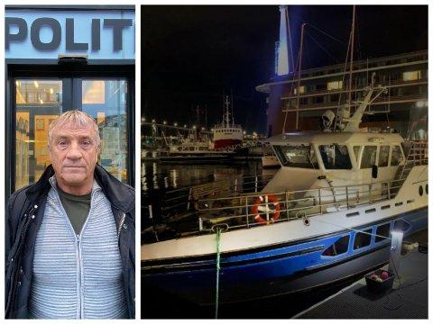 SINT SKIPPER: Anmeldelsen mot Skipper Magne Jakobsen på «Capella» ble onsdag henlagt av politiet. – Den grunnløse politiaksjonen lørdag har fått svært negative konsekvenser for virksomheten vår.