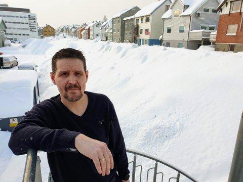 VIL SPARKE ANSATTE: Eirik Johansen (Frp) vil sparke 120 kommuneansatte for å spare penger.
