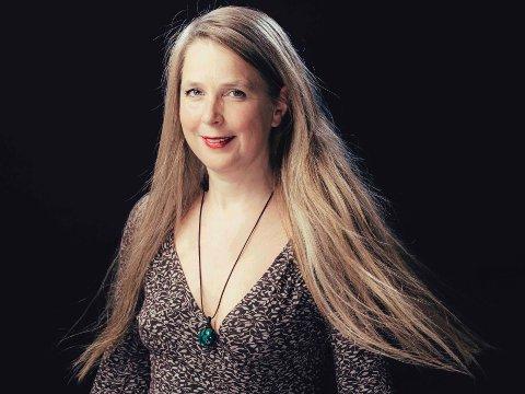 FIKK STIPEND: Anne Katrine Haugen fikk tildelt tiårig stipend fra Kulturrådet tirsdag.