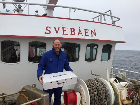 LYNGEN: Daglig leder Jack Robert Møller og bedriften har en rekordsommer.