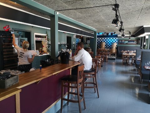 TILSKUDD: «Tappa» tilbyr både øl- og vinsmaking, stand-up og konserter.