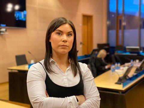 AKTOR: Malene Kjemsaas representerer påtalemyndigheten i saken.