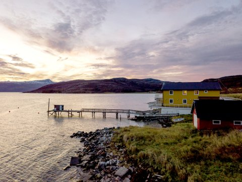 KVALØYA: Buvik Sea Lodge har til nå drevet fisketurisme, men ble populære på lokalmarkedet da tromsværingene begynte å utforske nærområdet under koronasommeren.