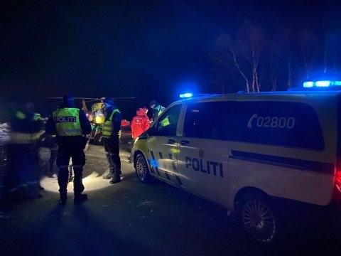 LETER: Politiet leter etter savnet mann i 50-årene.
