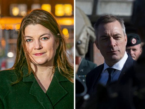 LITE TILLITSVEKKENDE: Cecilie Myrseth (Ap) sier at Forsvarsminister Frank Bakke-Jensen har utsatt befolkningen i Nord-Norge for fare.