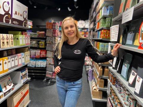 Milla Christiansen (27) gleder seg til å begynne i den nye stillingen.