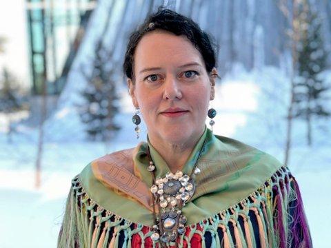 ENIGHET: Silje Karine Muotka (NSR) er ny Sametingspresident.