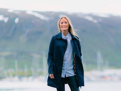 Tirsdag kveld ble Vanja Terentieff valgt til ny gruppeleder fra Tromsø Høyre.