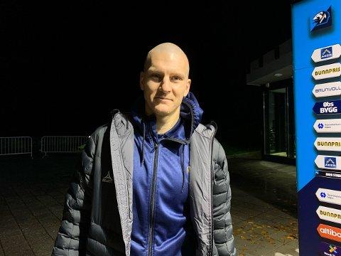 FRUSTRERT: Zdenek Ondrasek leverte et par kraftsalver etter 0-3-tapet lørdag.