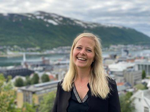 LUKRATIVT: Britiske turister er de som legger igjen mest penger i Tromsø. Snart kommer de direkteveien til Tromsø igjen.