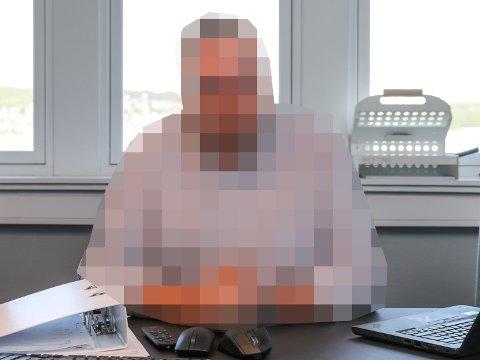 DØMT: Den tidligere Dreis-sjefen er dømt til ett års fengsel.