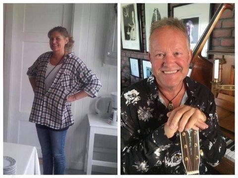 NYTT KAPITTEL: Marit Ananiassen Bjørkhaug og Jack Bjørkhaug begynner snart på et nytt kapittel i livet.