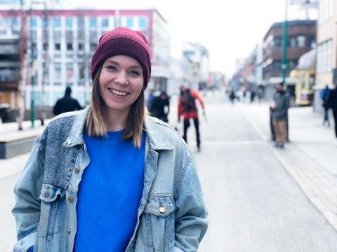 HJEMFLYTTET PROSJEKTLEDER: Alice Marie Jektevik (31) er født i Harstad, men vokst opp i Tromsø. Nå har hun flyttet hjem.