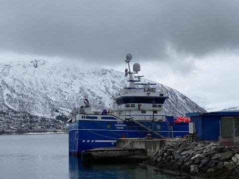 SMITTE: Tromsø kommune jobber ennå med å finne ut hvordan smitte har skjedd. Foreløpig har de ikke et godt svar.
