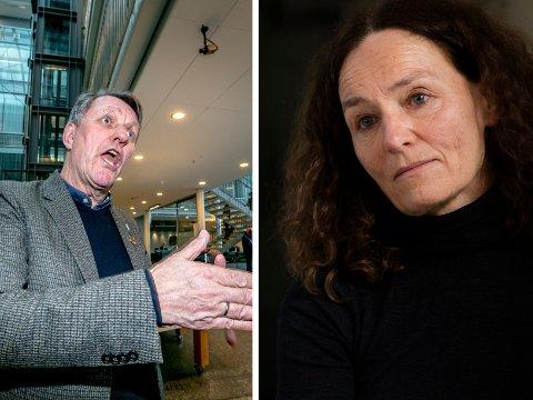 SYKT MERKELIG: Ordfører Gunnar Wilhelmsen karakteriserer regjeringens vaksinasjonsutspill som uhørt og sykt merkelig. FHI-direktør Camilla Stoltenberg sier listen ikke er endelig fastsatt.