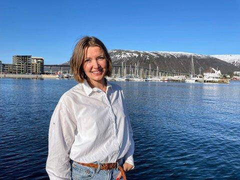 TROMSØ: Kristin Lorange (40) og konseptet hennes ønsker nå å satse i Tromsø.