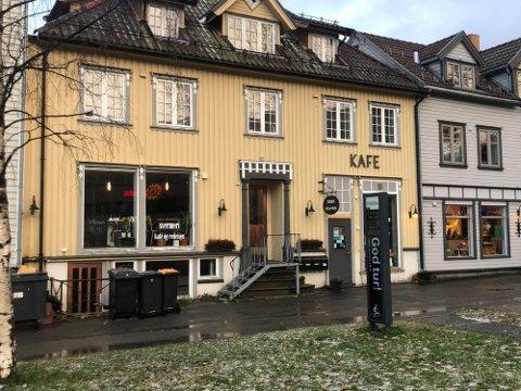 FÅR BEVILLING: Svermeri Kafé og redesign var ett av to spisesteder som fikk skjenkebevilling tirsdag.
