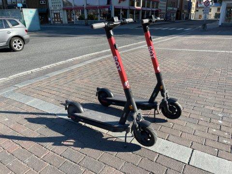 TRYGT: Alle parter er enige om at man vil at elsparkesykkel skal være trygt i Tromsø.