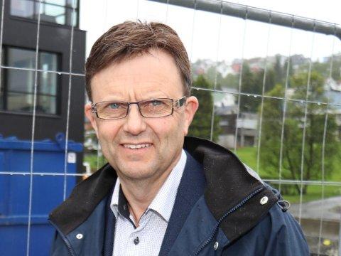 Administrerende direktør Are Lorentsen forteller at problemer med offentlige etater og anbud stadig oppstår.