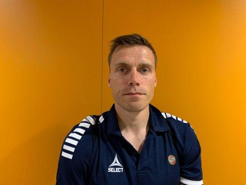SKUFFET OG KRITISK: Ruben Yttergård Jenssen var langt nede etter cuptapet mot Alta søndag.
