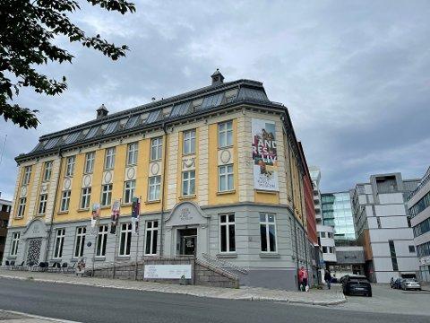 NNKM: I april ansatte styret i Nordnorsk Kunstmuseum Line Fusdahl til å lede organisasjonen videre fram til ny direktør er på plass.