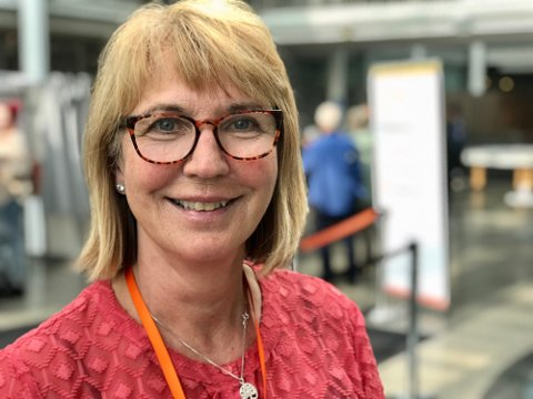 REKORDTALL: Valgansvarlig i Tromsø kommune, Marlene Uvsløkk, har registrert et rekordhøyt antall forhåndsstemmer.