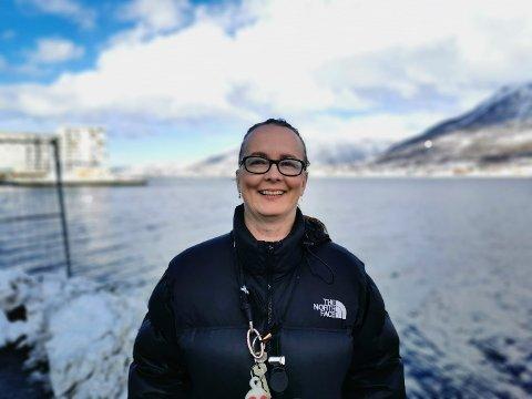 ØNSKER BEDRING: Lise Figenschou er tillitsvalgt for allmennlegene i Tromsø kommune. Hun mener kommunen bør gjenåpne Luftveisklinikken i Kroken så fort som mulig.