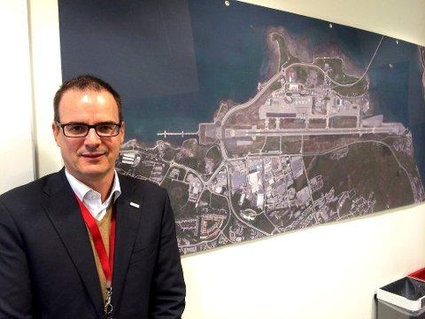 NY JOBB: Jonny Andersen fra Tromsø, tidligere flyplassjef i ishavsbyen, har takket ja til toppjobb i Kenya.