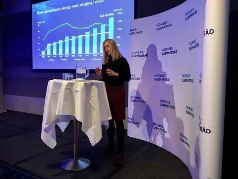 Renate Larsen, Norges Sjømatråd