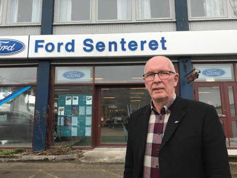 HARDERE: - Jeg er nå tvunget til å ta ut ekstra utbytte for å klare å betale formuesskatten – et utbytte som også skattlegges mye hardere enn tidligere, sier bedriftseier Einar Fjeldstad.