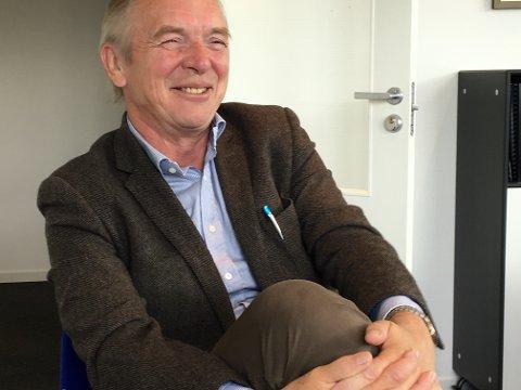 SJEFEN: Torkild Torkildsen ble i 2013 tilsatt som ny adm.direktør i Torghatten Nord AS. Torkildsen kom fra stilling som direktør for samfunnskontakt i Hurtigruten ASA, hvor han tidligere har vært blant annet viseadministrerende direktør, konserndirektør for teknisk/maritim drift og direktør for lokaltrafikk.