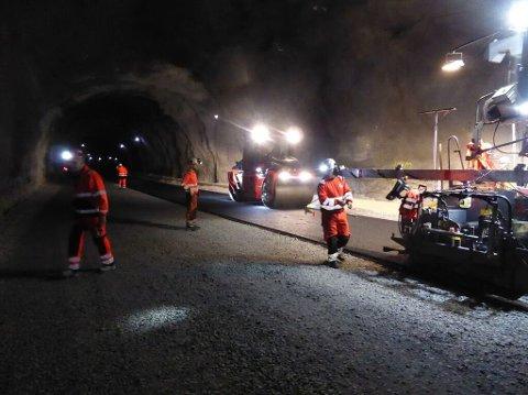 STRID: Statens vegvesen avsluttet kontrakten med spanske OSSA, kun måneder etter at de hadde satt i gang arbeidet med nye Sørkjostunnelen i Nordreisa. Det hadde de ikke anledning til, konkluderer Hålogaland lagmannsrett.
