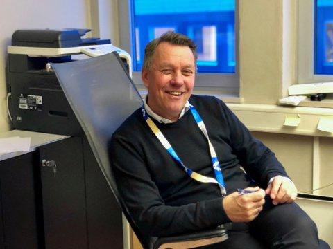 NYTT FORSLAG: Gunnar Wilhelmsen om fylkets TK-aksjer - vil dele litt, men ikke alt med finnmarkingene