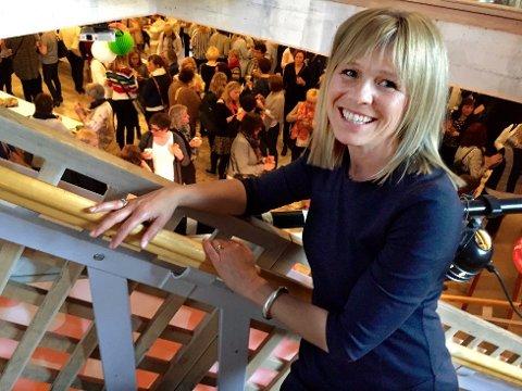 STYRKE LAGET: Nina Hansen, administrerende direktør i JM Hansen, forteller at partnerskapet med Schneider gir dem mulighet til å styrke laget og vår spisskompetanse innen automasjon