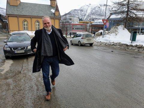 KONTROLL-SJEF: Hans Petter Kvaal.