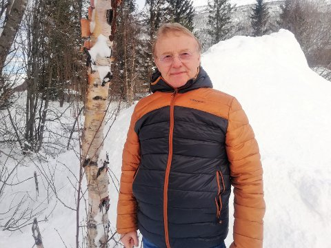 FØLER SEG LURT: – Troms fylkeskommune kan ikke sitte å fordele og organisere eierandelen i Troms Kraft uten å ta hensyn til det historiske løpet, sier Storfjord-ordfører sier Knut Jentoft (Tverrpolitisk liste).
