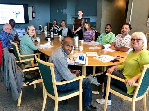 Torsdag denne uken var det møte i Integreringsrådet i Tromsø kommune