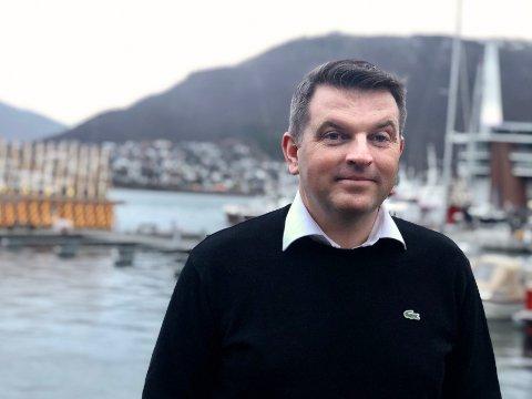 TIL-DIREKTØRENS NYJOBB: Kristian Høydal skal lede reiselivskonsernet som er i ferd med å bygges opp i Tromsø.
