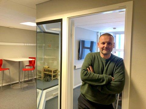 TAR SEG OPP: Ronny Lilleng var styreleder for CB Partner Anlegg. som nå har meldt oppbud. - Vi feilet rett og slett, sier han. Men resten av bemanningsvirksomheten i CP Partner tar seg opp nå.