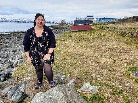 AVVENTENDE: Tone Marie Myklevoll (Ap) vil ha en grundig prosess internt i partiet før de konkluderer med hva de vil gjøre med Fagerengfjæra.