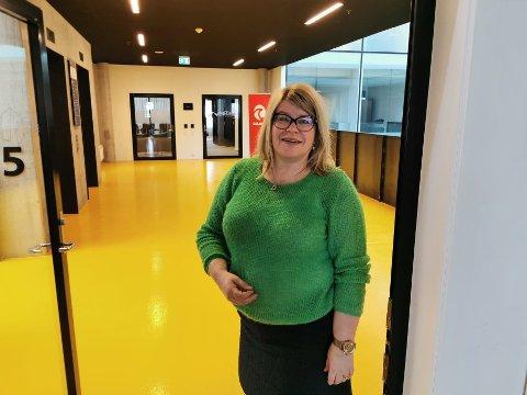 PENGEPOTT: Linda Beate Randal har en stor pengepott til nye ideer.