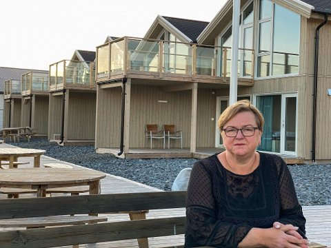 FRYKTER: - Jeg frykter for hvilke konsekvenser dette får – også for reiselivet som nå hadde begynt å åpnes., sier styreleder i NHO Reiseliv i Norge, Mona Jacobsen Saab.
