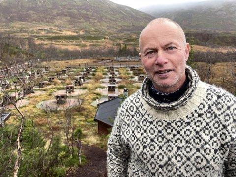TØFT ÅR - GODT RESULTAT: Tore Albrigtsen og Active Tromsø gikk overraskende bra i 2020, til tross for at koronapandemien slo beina under det meste av turistbransjen i Tromsø.