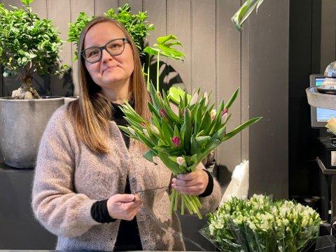 SYKT: Det er egentlig helt sykt, gjentar Marit Bårdsen stadig. Hun har kunder, økonomi, men ikke ansatte og må nå legge ned.