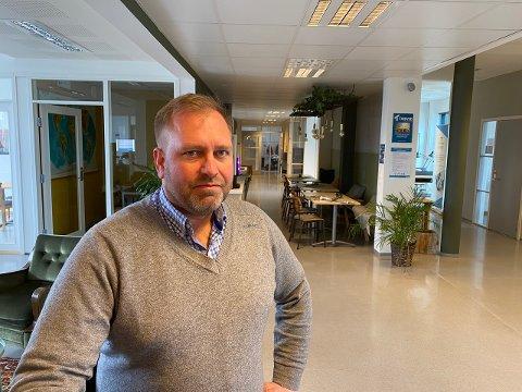 TRENGS MER: Jon-Erik Vollan i Inderøy Utvikling ser at næringslivet i Inderøy har behov for mer koronahjelp enn det regjeringen klarer å tilby gjennom ventilordningene.