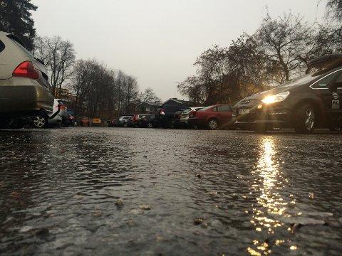UNDERKJØLT REGN: Meteorologisk institutt har sendt ut farevarsel for underkjølt regn for store deler av Østlandet.