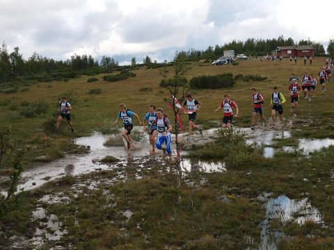 TØFT: Tour de Synnfjell er en kraftprøve som er et fint ledd i treningen for mange langrennsløpere. Arkivfoto